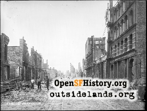 O'Farrell near Stockton,1906