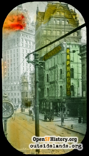 Kearny near Maiden Lane,1906