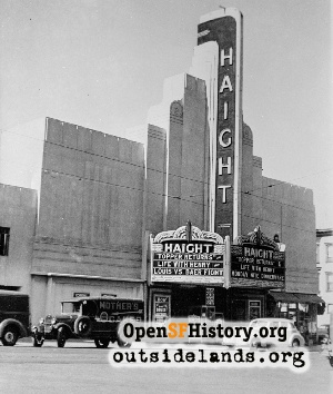 Haight Theatre,Jun 1941