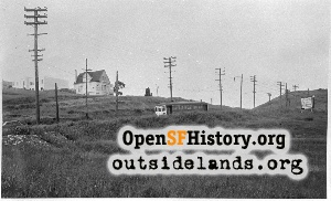 San Bruno near Campbell,1940