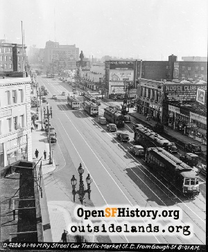 Market near Rose,1940