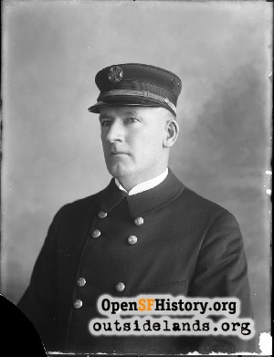 Fire Chief Murphy,1922