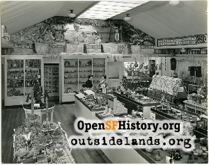 Cliff House Gift Shop,1946