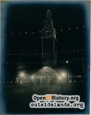 Ferry Building,Oct 1909
