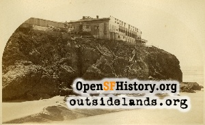 1st Cliff House,1880s