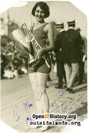 Miss San Francisco,1925