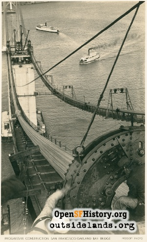 Bay Bridge,1935