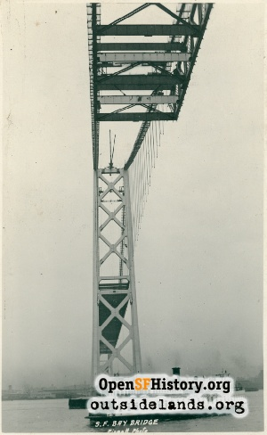 Bay Bridge,1936