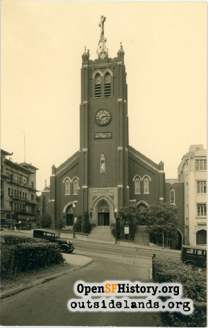 Old St. Mary's,1930s