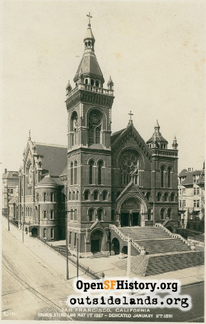 St. Mary's Cathedral,1931