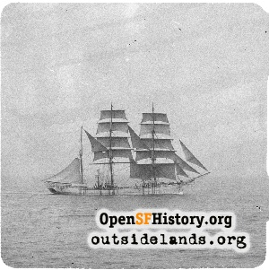 Unidentified Sailing Ship,n.d.