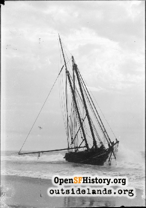 Unidentified shipwreck,n.d.