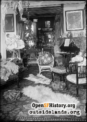 Victorian Parlor,1900s