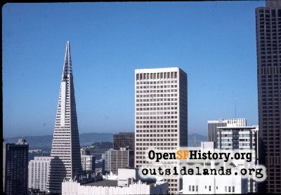 View NE from Nob Hill