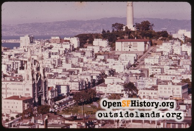 View E from Russian Hill