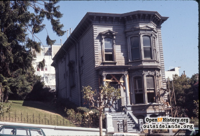1818 California Street, September 1974.