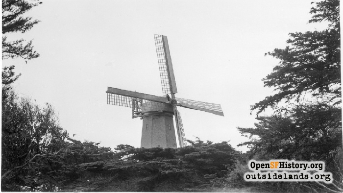 Murphy Windmill, July 18, 1960.