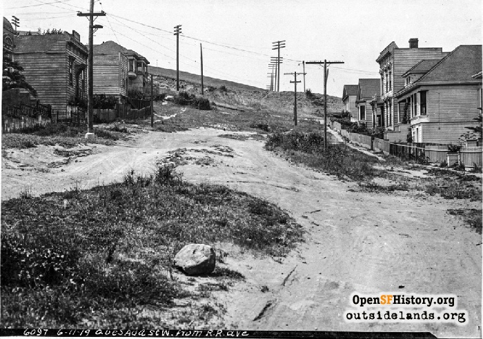 Quesada near Newhall, June 11, 1919.