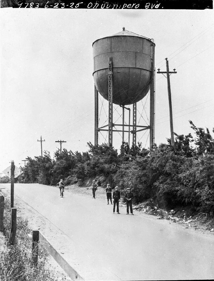 Junipero Serra, Daly City,1925