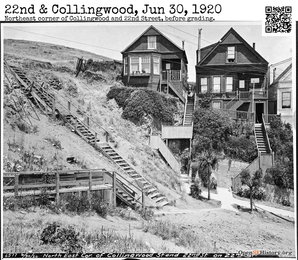 22nd & Collingwood, 1920